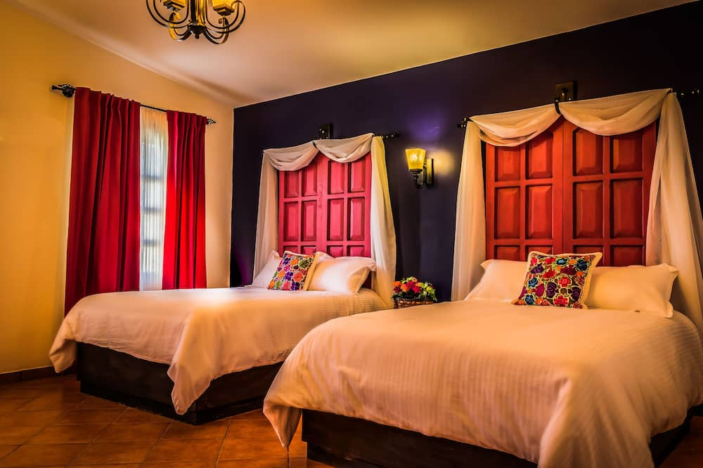 Dvojlôžková izba, 2 veľké dvojlôžka - Vybraná fotografia