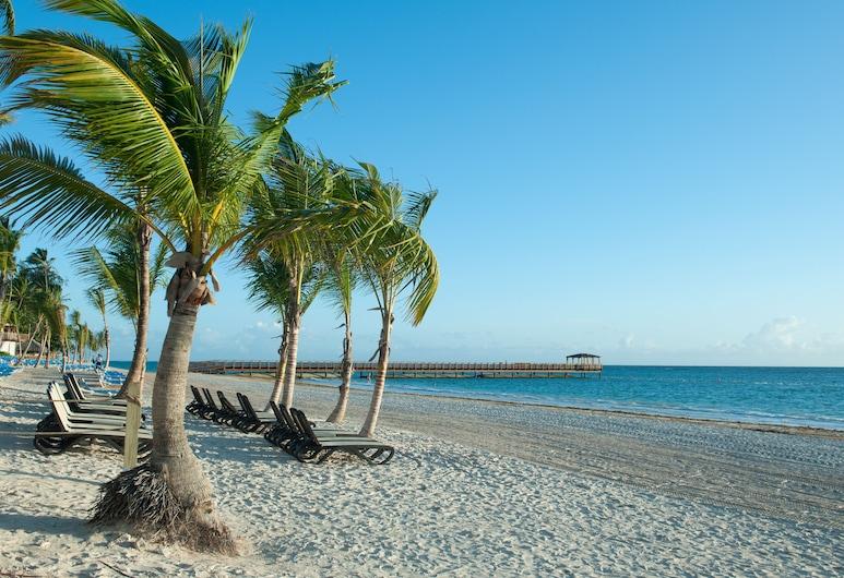 Impressive Premium Resort & Spa Punta Cana – All Inclusive, Punta Cana, Παραλία