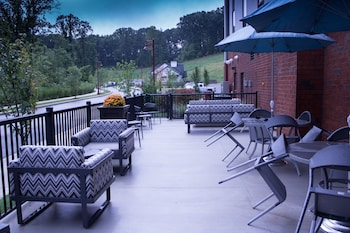 A(z) Hampton Inn & Suites Cranberry Pittsburgh hotel fényképe itt: Cranberry Township