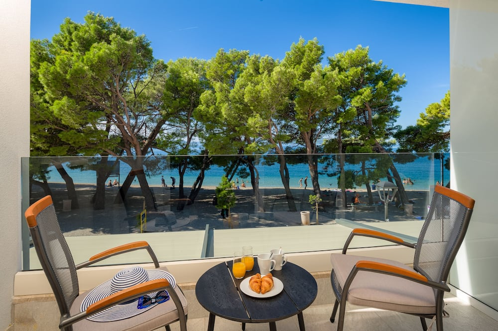 Double or Twin Room, Balcony,Sea View - Pokoj