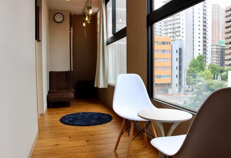 bnb+ Tokyo Tamachi - Hostel, Tokyo, Ortak Ranzalı Oda, Karma Ranzalı Oda, Oda