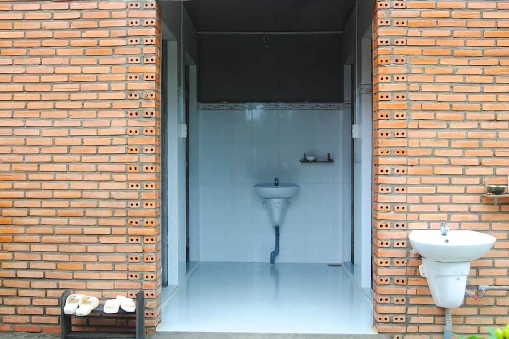 Котедж категорії «Ґранд» (Wooden) - Ванна кімната
