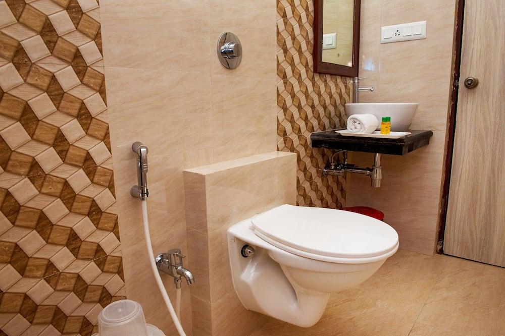 豪華雙人房, 1 張標準雙人床, 非吸煙房 - 浴室