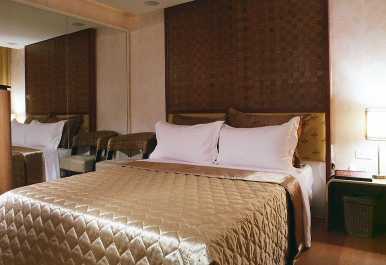 台麗精品旅店, 新北市, 頂級雙人房, 非吸煙房, 客房
