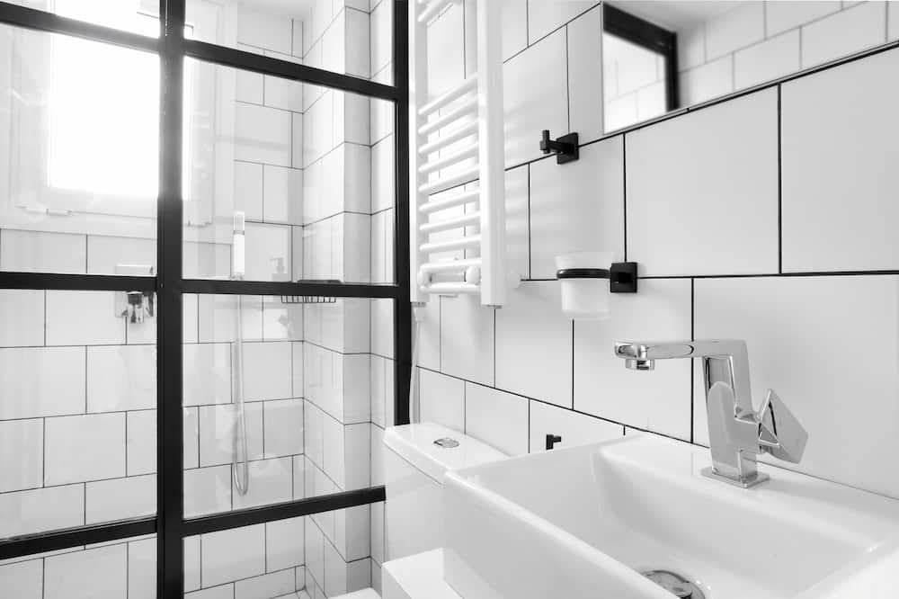 Çatı Katı (Loft) - Banyo