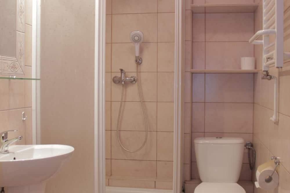 Deluxe-Apartment, Mehrere Betten, Nichtraucher - Badezimmer