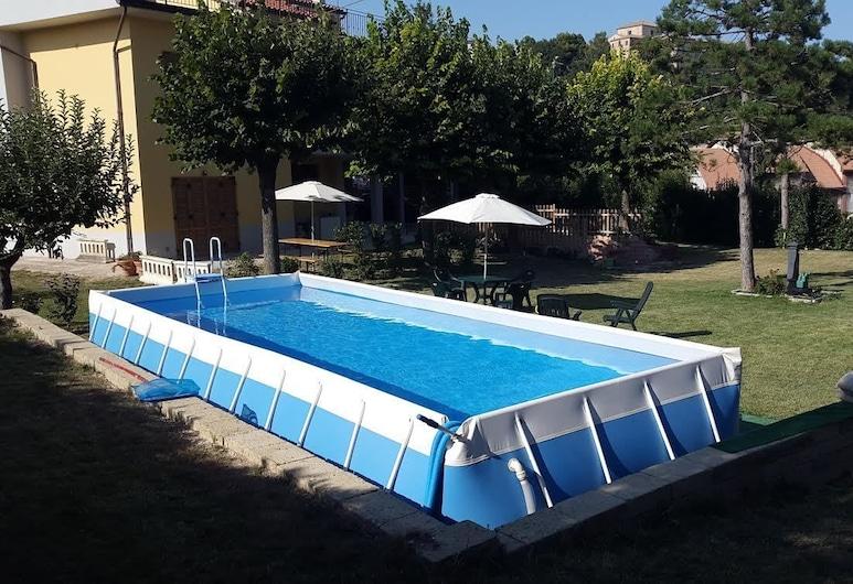 Villa Elvia, Morrovalle