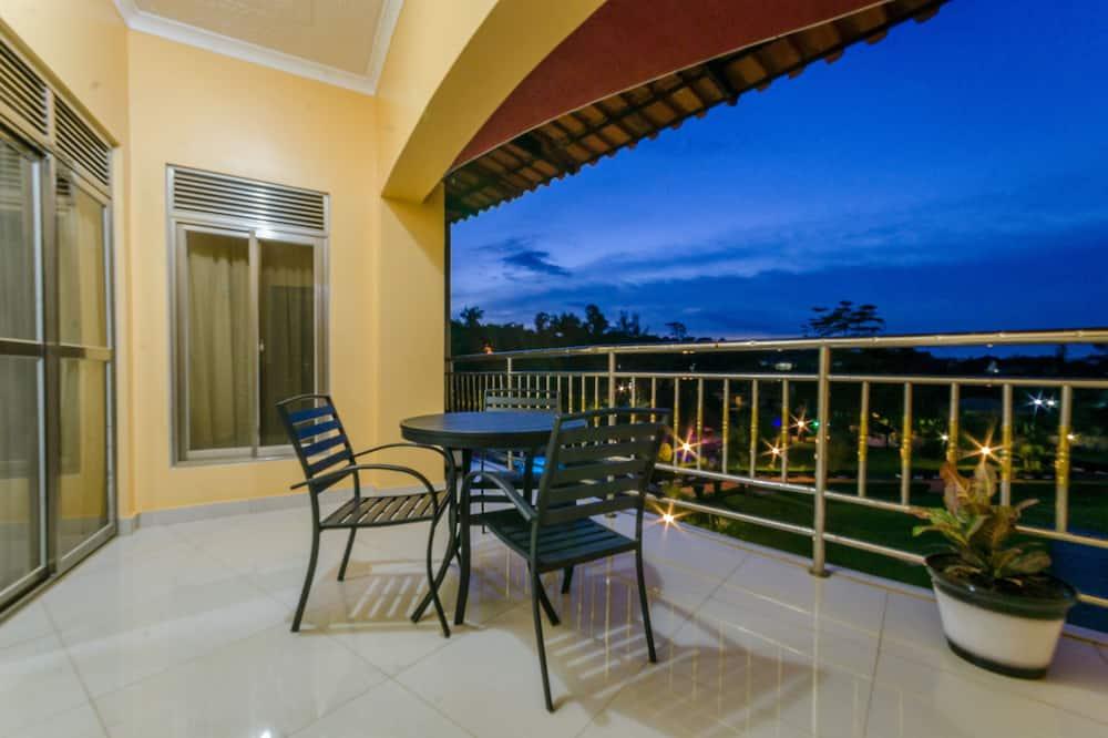 Executive tweepersoonskamer - Balkon