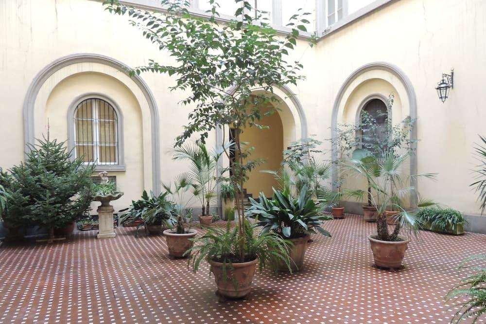 Comfort Double Room - Courtyard View