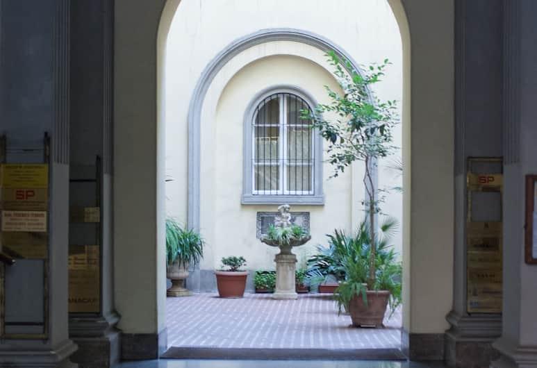 Angelina B&B Dimora Contemporanea, Rome, Hotel Entrance