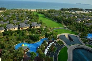 在三亚的三亚海天欢乐颂别墅酒店照片