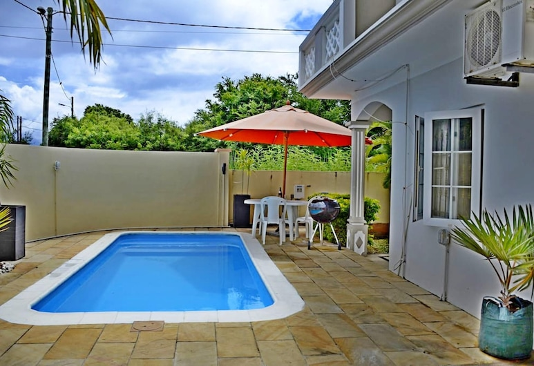Villa With 6 Bedrooms in Grand Baie, With Private Pool, Enclosed Garden and Wifi, Grand-Baie