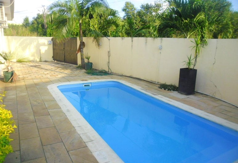 Villa With 6 Bedrooms in Grand Baie, With Private Pool, Enclosed Garden and Wifi, Grand-Baie, Piscina