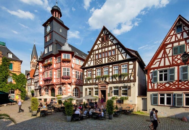 金天使餐廳飯店, Heppenheim, 飯店正面