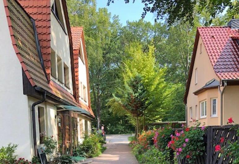 Hotel & Restaurant Diana, Schönwalde-Glien, Terraza o patio