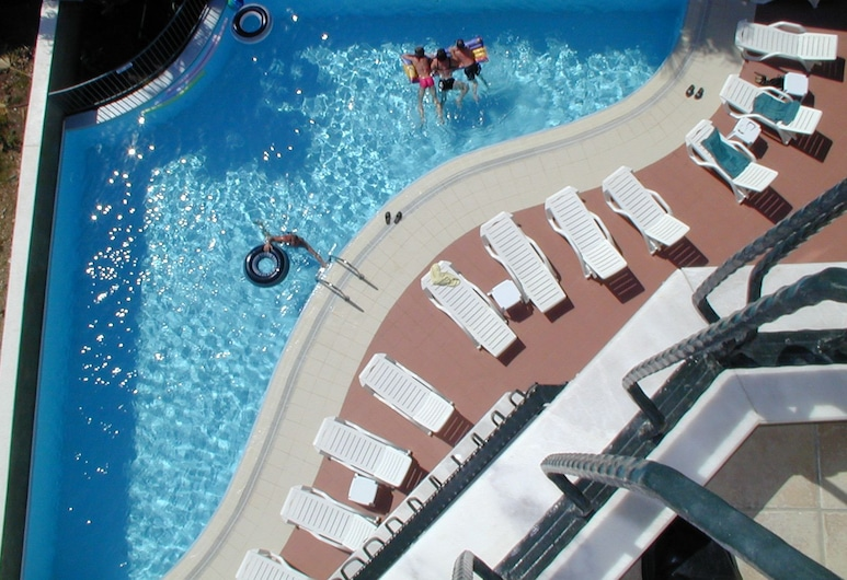 Avos Apartments, Marmaris, Vonkajší bazén