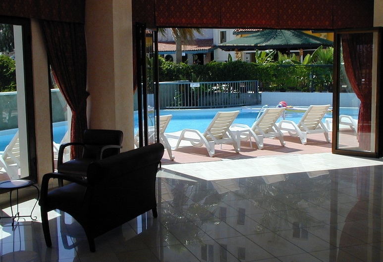 Avos Apartments, Marmaris, Lobi Oturma Alanı