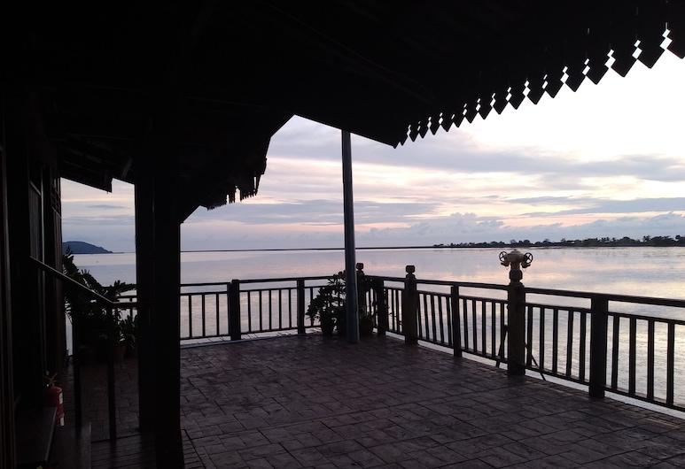 Langkawi Lagoon Resort Water Chalet, Langkawi, Parco della struttura