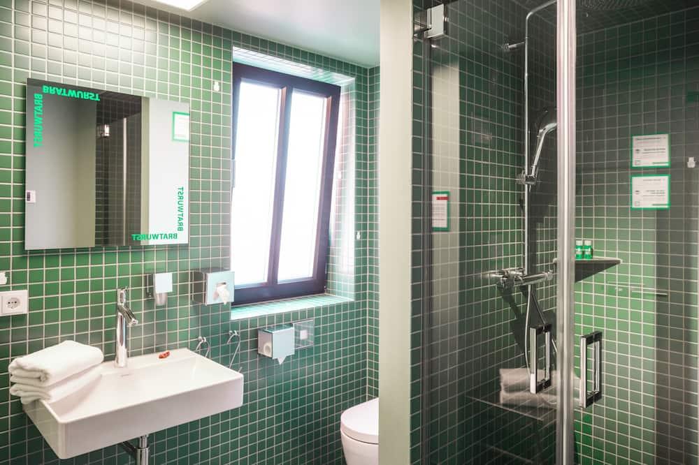 Comfort tweepersoonskamer (2) - Badkamer