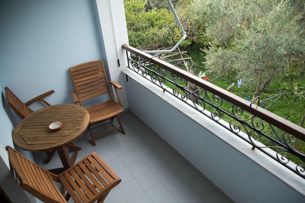 公寓, 多張床, 非吸煙房 - 露台