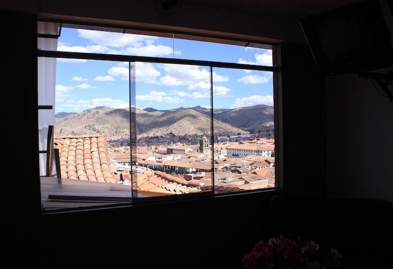 Hostal El Puma, Cusco, Hotel Interior