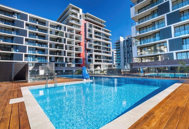Astra Apartments Wollongong, Wollongong, Outdoor Pool