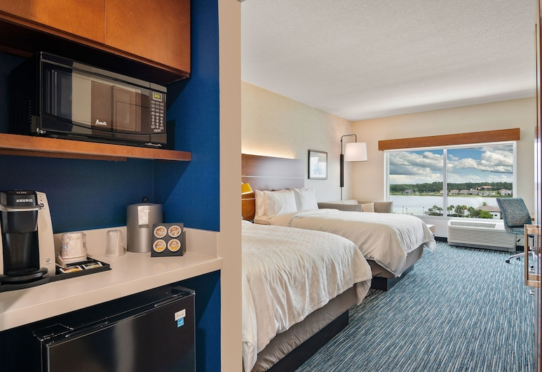 Holiday Inn Express & Suites Orlando - Lake Buena Vista, Orlando, Standard Room, Guest Room