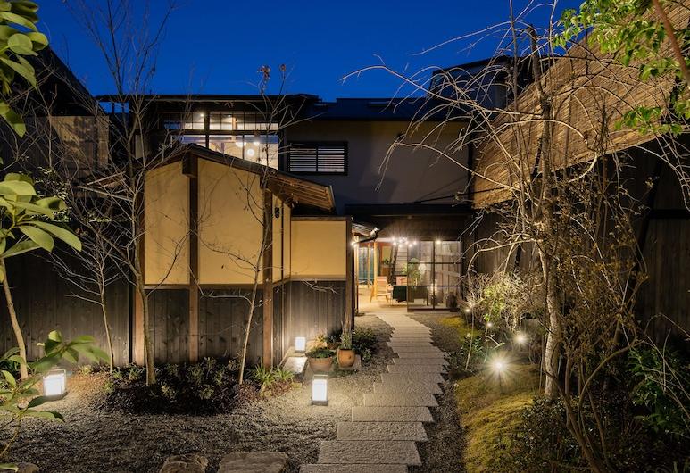 Nazuna 京都 御所, 京都市, 庭園