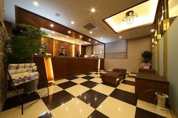 A(z) Central Park Hotel hotel fényképe itt: Busan