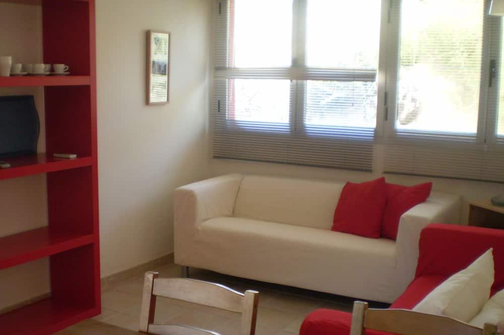 Apartment, Multiple Beds (Casa Roja) - Living Room