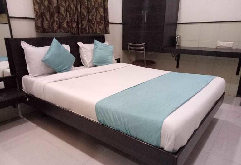 Hotel Sharda Sion, Bombay, Deluxe Oda, 1 Çift Kişilik Yatak, Sigara İçilebilir, Oda