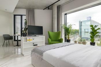 Foto di Centro Design Apartaments a Poznan