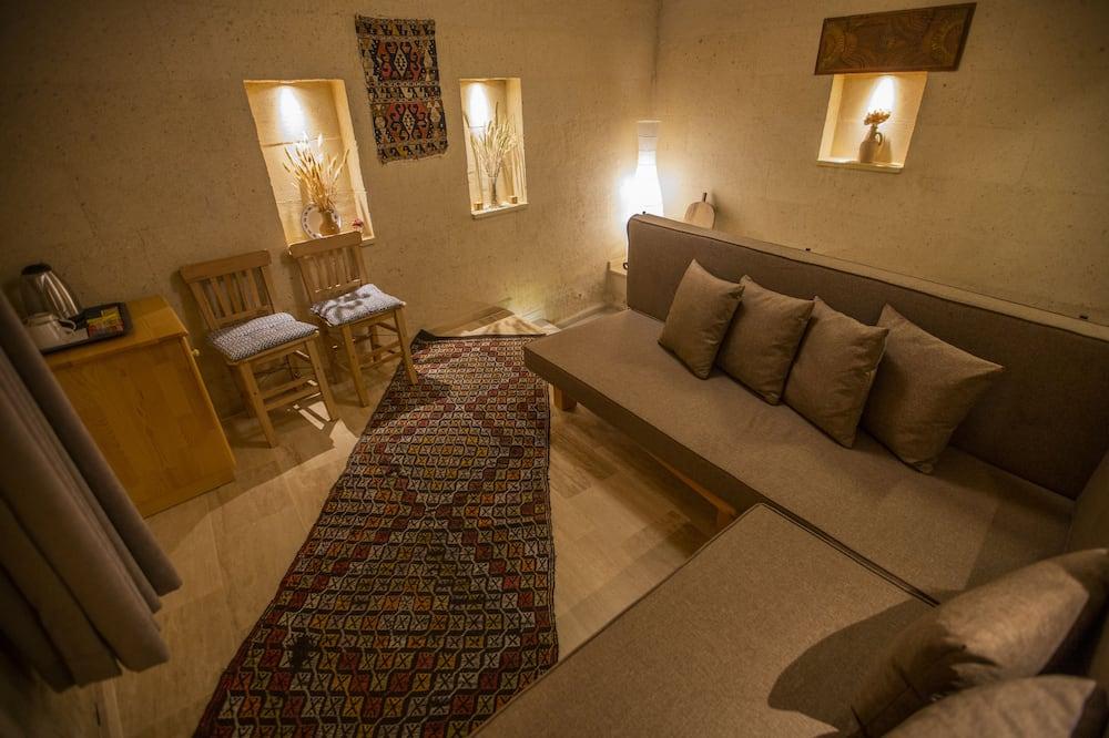 Suite, 1 Quarto - Área de Estar