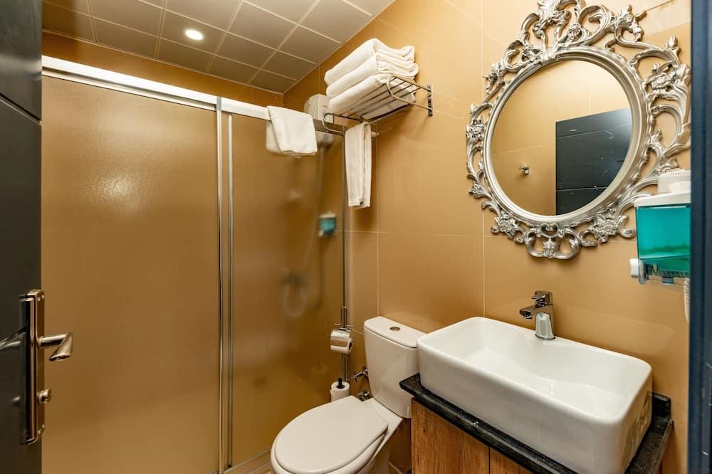 Superior-Dreibettzimmer, 1 Schlafzimmer - Badezimmer