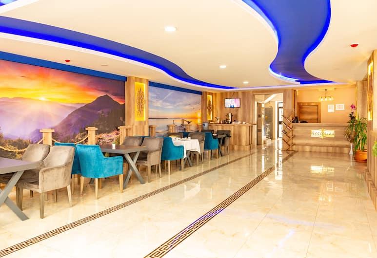 Linda Expo Palace, Antalya, Lobi