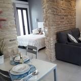 Superior-Studiosuite - Wohnzimmer