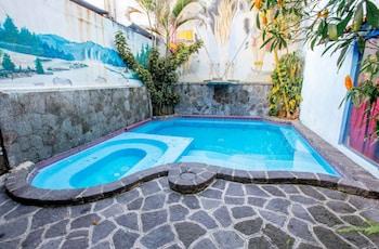 Panajachel bölgesindeki Hotel Kaqchiquel resmi