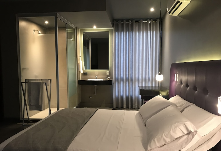 Hotel G, Santa Cruz, חדר סטנדרט זוגי, מיטת קינג, חדר אורחים