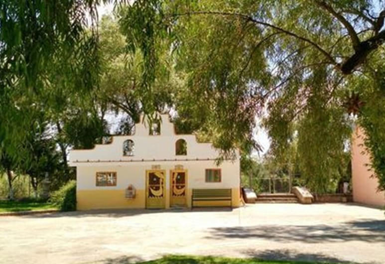 Rancho Dalila, Durango, Dvorište
