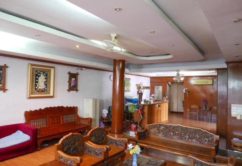 Max One House, Bangkok, Zitruimte lobby