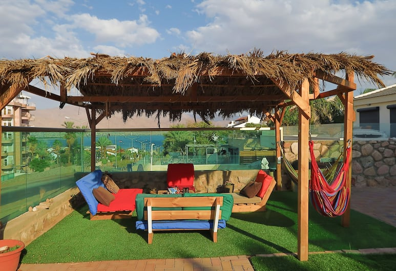 Ahla Plus - Hostel, Eilat, Birthday Party Area