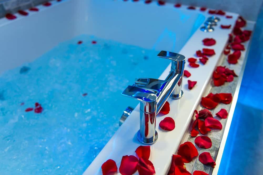 Căn hộ Executive, Có phòng tắm riêng - Phòng tắm