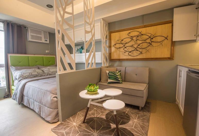 AL 20th Floor City View - Adults Only, Cebu, Studio, Kamar Tamu