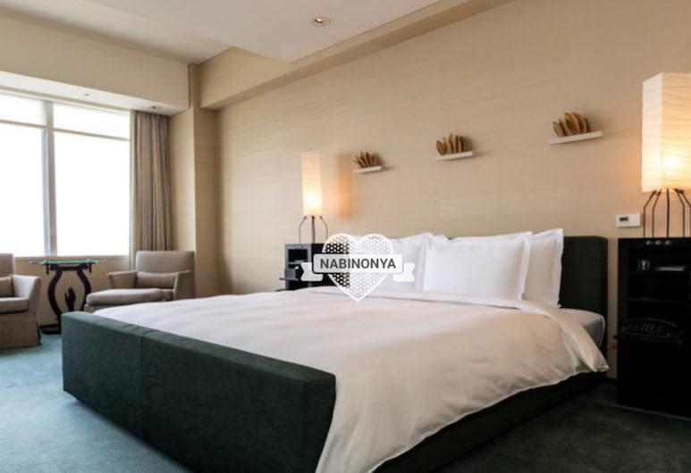 Nabinonya Resort Beach Hotel, Entebbe, Dvokrevetna soba za mladence, 1 bračni krevet, za nepušače, Obroci u sobi