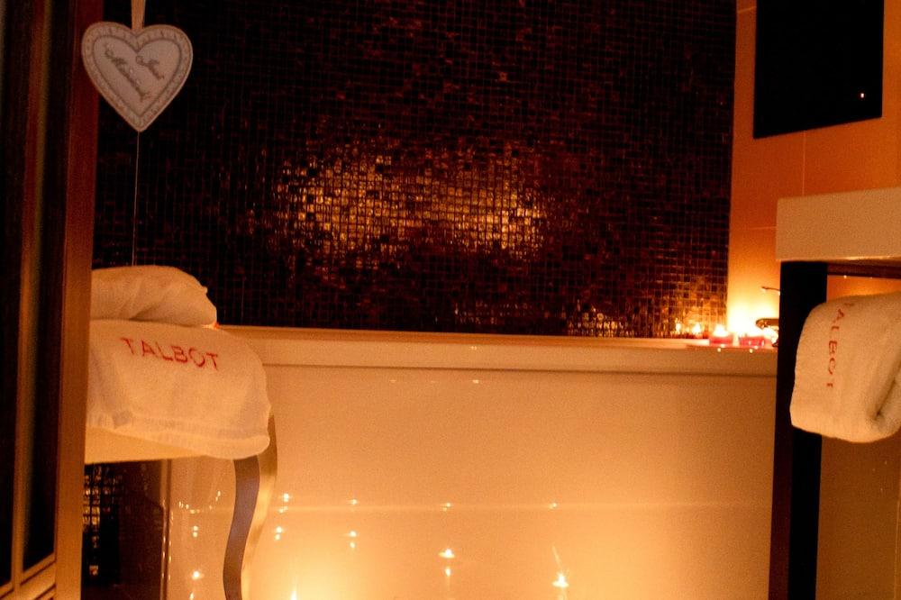 Luxury Süit, 1 En Büyük (King) Boy Yatak, Sigara İçilmez - Banyo