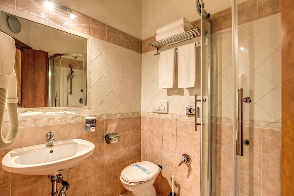 經典雙人或雙床房, 非吸煙房 - 浴室