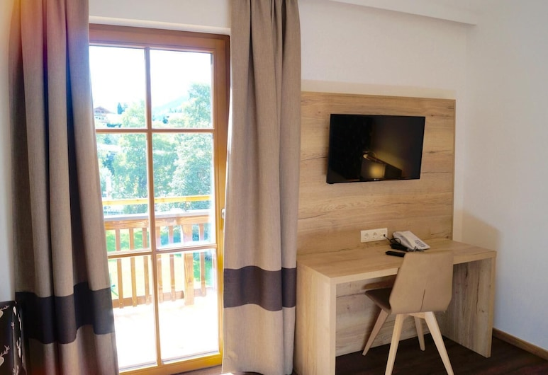 Hotel-Gasthof Unterwirt, Saalbach-Hinterglemm, Habitación individual, Habitación