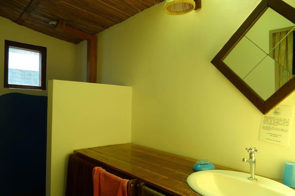 基本洋房, 1 張標準雙人床, 吸煙房 - 浴室