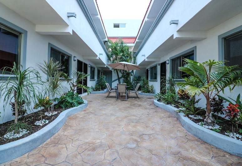 Apartment Fogon 008, Playa del Carmen, Terrasse/veranda