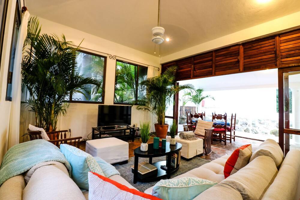 Villa - Living Area